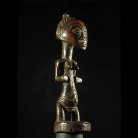 Statue Cultuelle - Luba -...