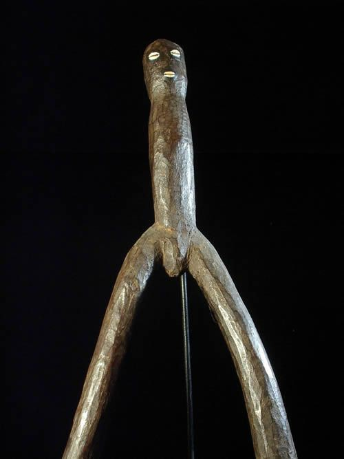 Figure ancetre Kpiin Daa - Dagari - Burkina Faso