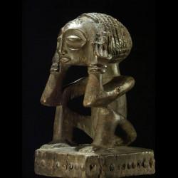 Statue cultuelle ancetre -...