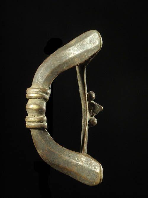Chevillere homme ou femme en bronze - Senoufo - Côte d'Ivoire