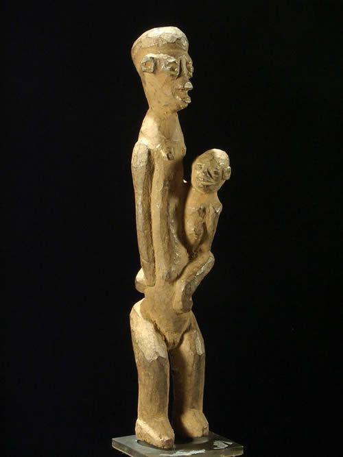 Maternite - Ethnie Lobi - Burkina Faso - Maternites africaines
