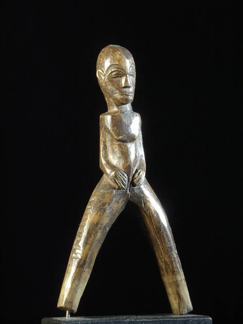 Lance pierres - Lobi - Burkina Faso - Armes africaines