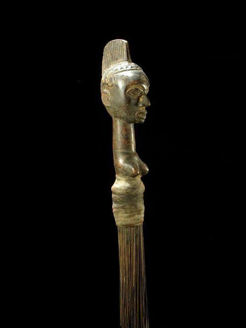 Balais autel - Igbo - Nigeria - Objets usuels