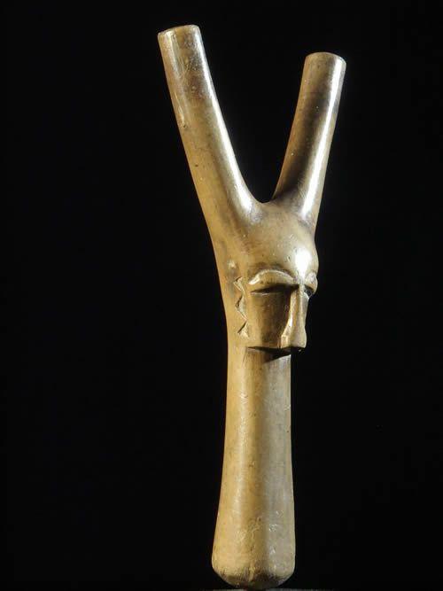 Lance pierres - Senoufo - Côte d'Ivoire - Armes africaines