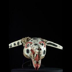 Masque Gelede Hyenne -...