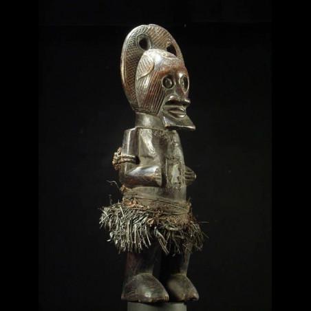 Statue cultuelle ancetre...