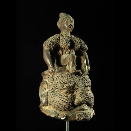Tete rituelle - Yoruba -...