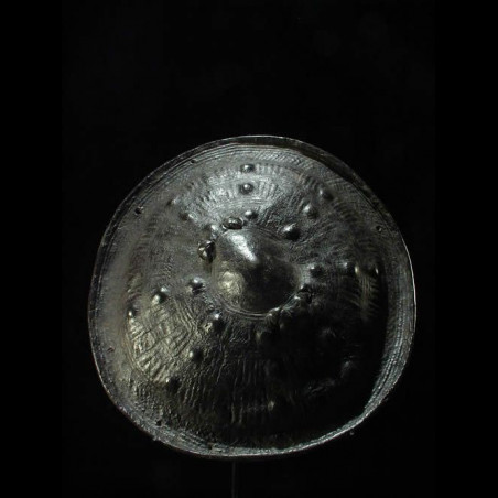 Bouclier en cuir - Konso -...
