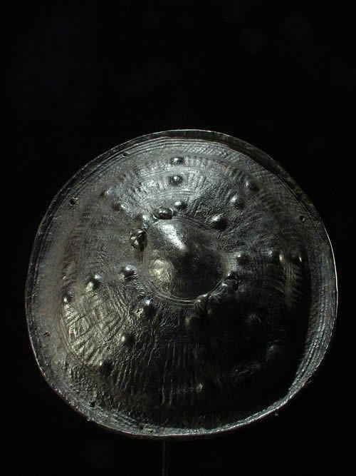 Bouclier en cuir - Konso - Ethiopie