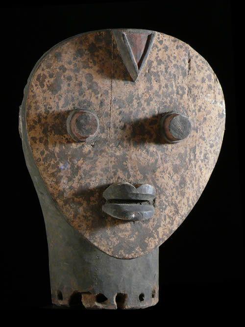 Masque cimier - Idoma - Nigeria - Masques d'afrique
