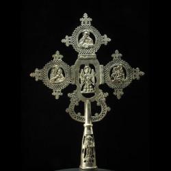 Croix processionnelle Copte...