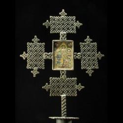 Croix Copte autel Maskal -...