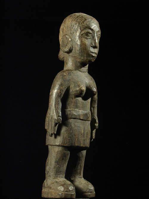 Jumeau Vinavi amulette - Ewe - Togo - Statue africaines