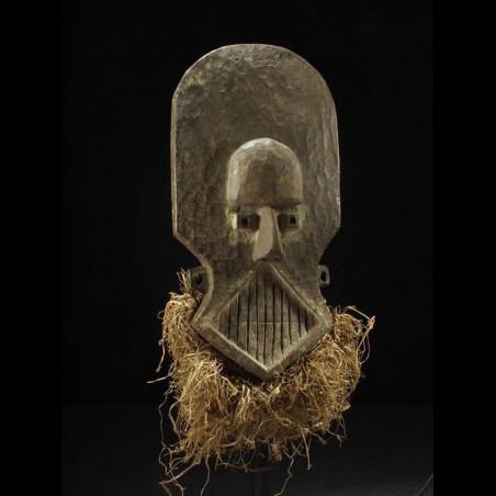 Masque ancien - Kuba / Kete...