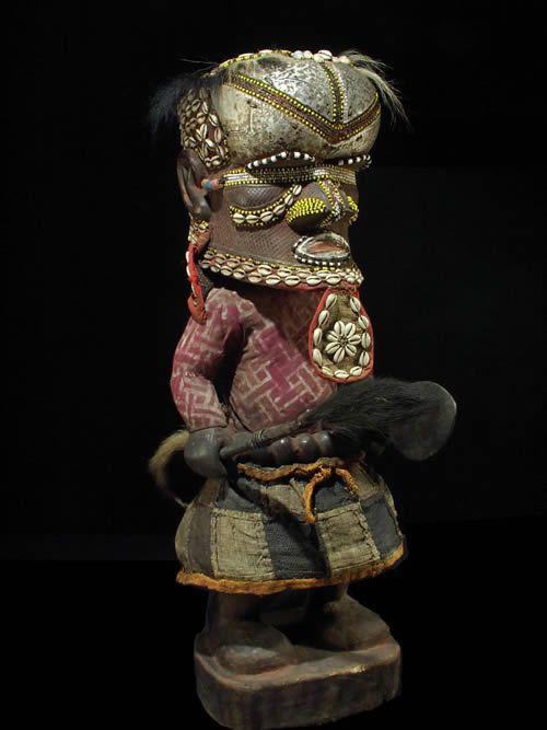 Statue Bwoom Lwoop Lambwoom - Kuba / Bushoong - RDC Zaire