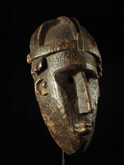 Masque anthropomorphe Region Segou - Bambara - Mali