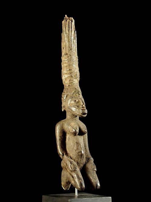 Ancetre feminin - Yoruba - Nigeria - Statues africaines