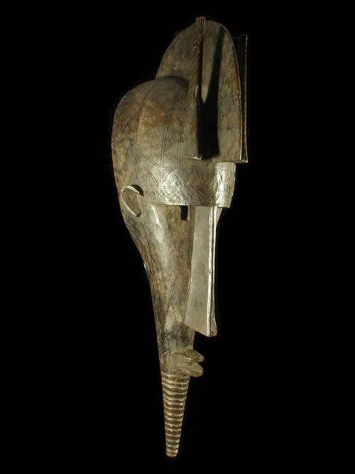 Masque Surukuw Kore - Bambara / Marka - Mali - Masques africains