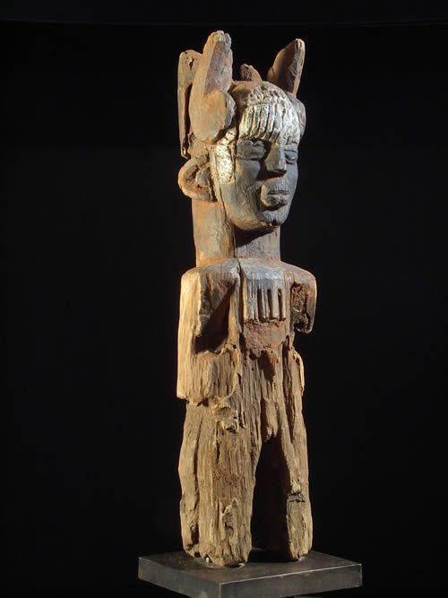 Statuette anthropomorphe - Igbo - Nigeria - Statues africaines