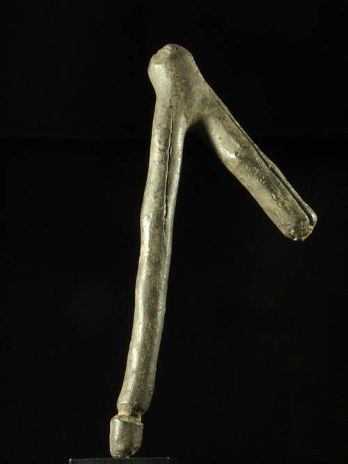 Baton de chef Hogon ou Ayo - Dogon - Mali - Objets de regalia