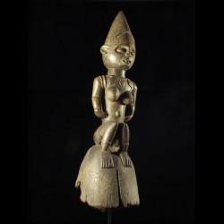 Statue Funeraire - Kongo /...