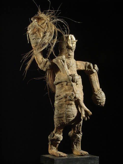 Fetiche de forgeron - Bobo Mossi - Burkina Faso - Fetiches