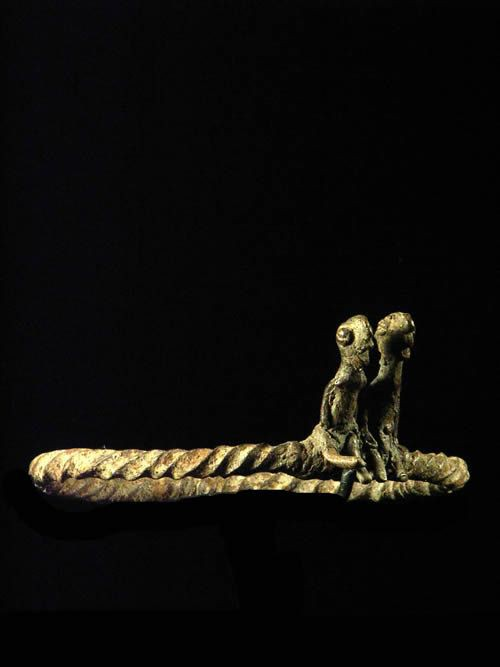 Anneau de divination - Bwa - Burkina Faso - Oracles