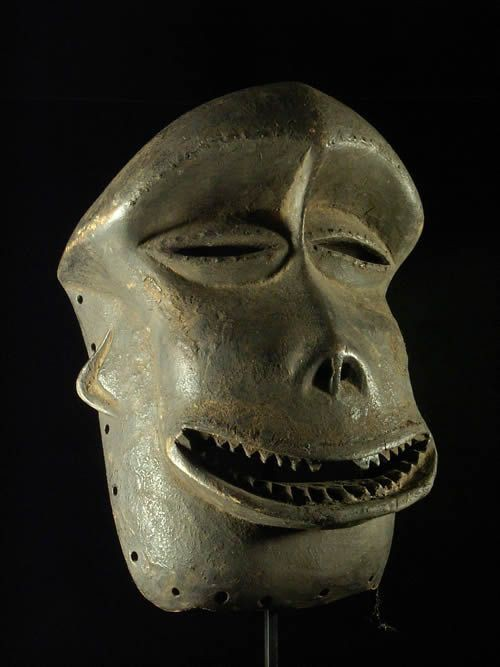 Masque Mwisi Gwa So - Hemba - RDC Zaire - Masques africains