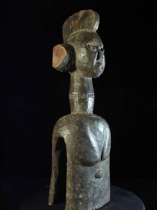 Masque epaules Sukwava - Mumuye ou Wurkum - Nigeria