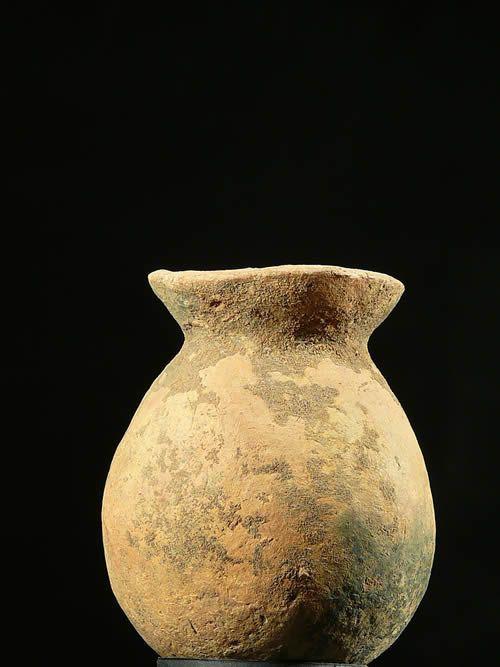 Petite poterie canaris ancienne - Bambara - Mali - Poteries