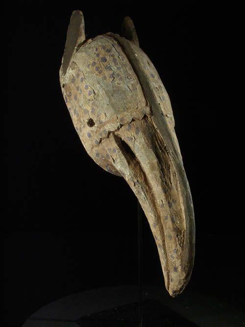 Masque picoreur Dyodyomini - Dogon - Mali - Masques africains