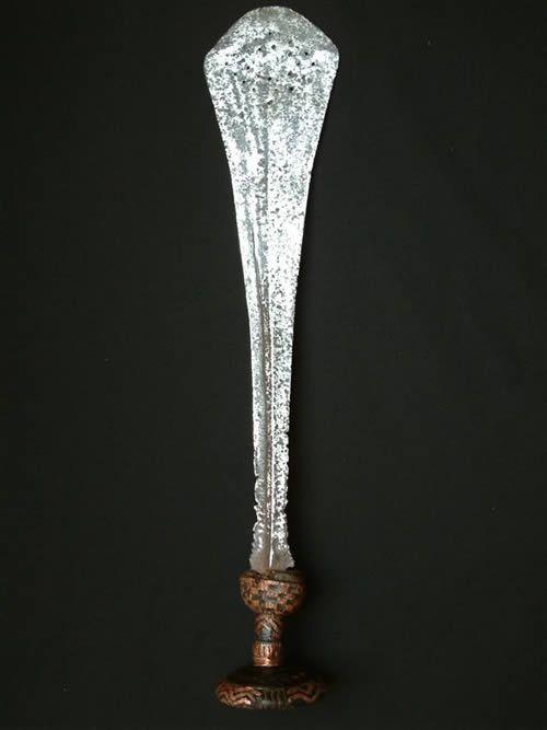 Couteau Glaive Ilwoon - Kuba - Rdc Zaire