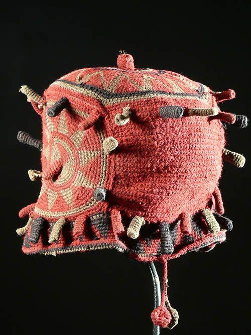 Coiffe Tcho Dung Dung - Bamoun - Cameroun - Coiffes africaines
