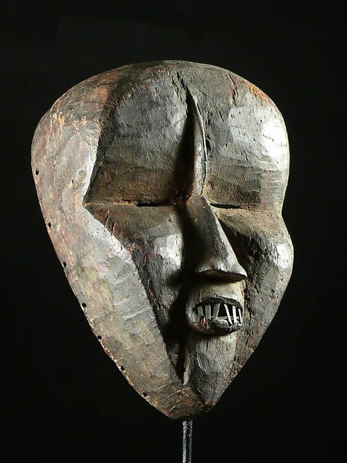 Masque ancien - Dan / We - Liberia - Masques africains
