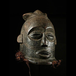 Masque casque Initiatique -...