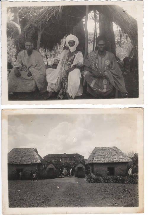Photos Restany - Tirages originaux - Cameroun 1920/30