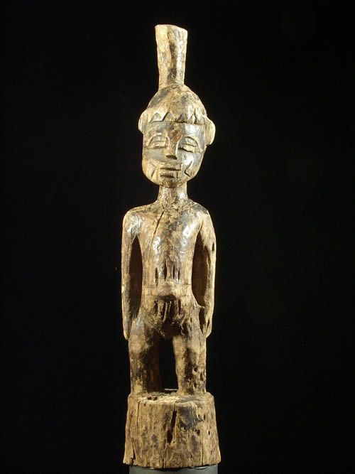 Statuette divinatoire - Senoufo - Côte d'Ivoire - Statues africain