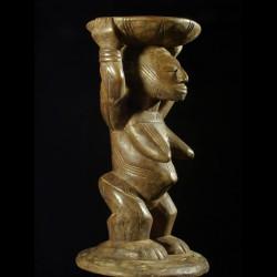 Tabouret - Afo - Nigeria -...