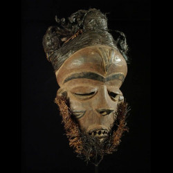 Masque Mbuya - Pende - RDC...