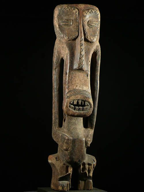 Statue ancetre - Basikasingo / Buyu - RDC Zaire / Congo