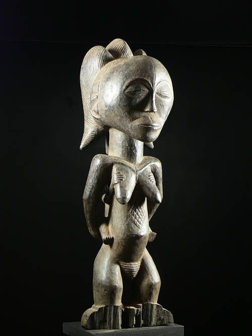 Maternite - Ethnie Luba - RDC Zaire - Marternites africaines