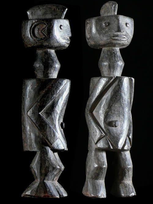 Statuette ancetre - Ethnie Chamba / Tshomba - Nigeria