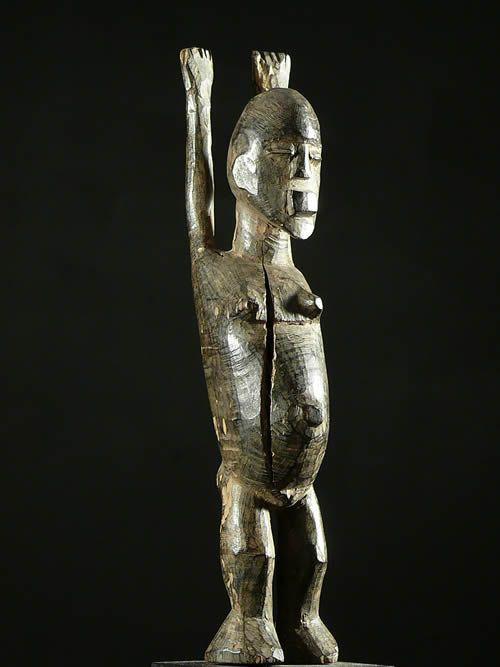 Statue Bateba Tibala - Lobi - Burkina Faso