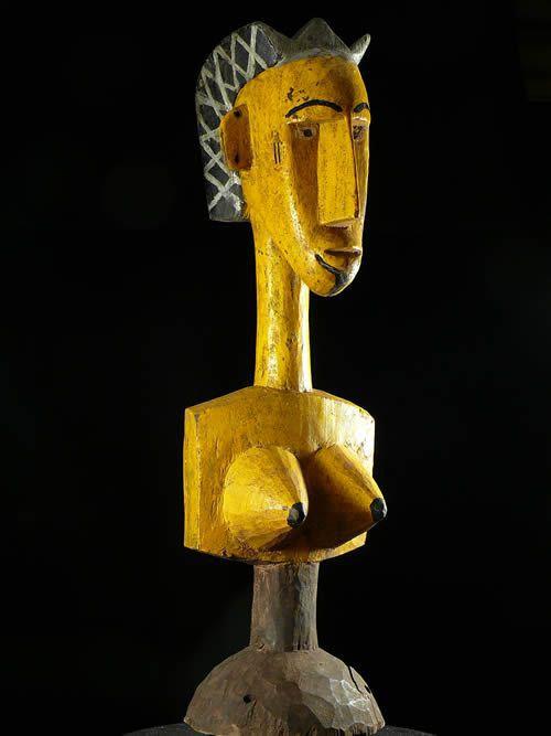 Marionnette Maaniw - Bozo / Bambara - Mali