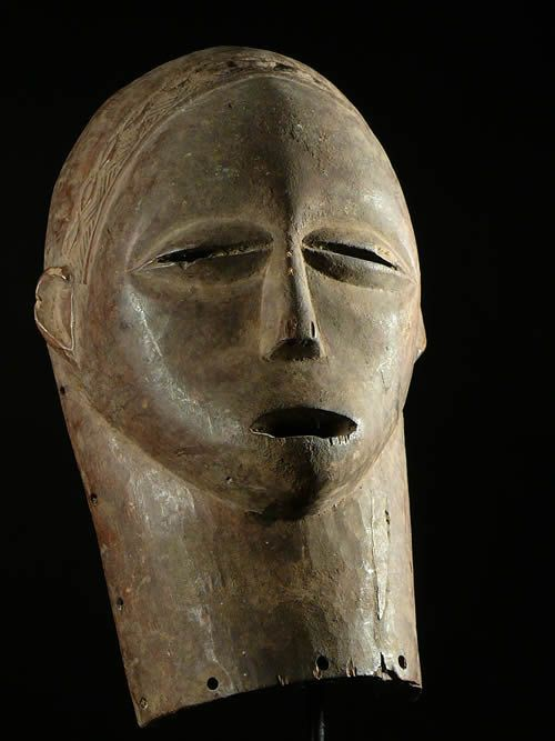 Masque Kinkalankasu - EthnieTabwa - RDC Zaire