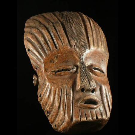 Masque Ancien - Tetela -...