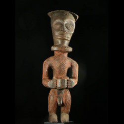 Statue Cultuelle - Chokwe -...