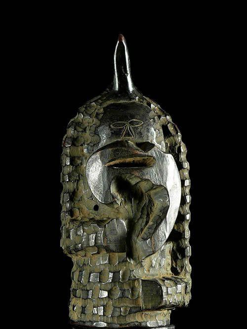 Cloche rituelle - Ethnie Denguese - RDC Zaire - Cloches