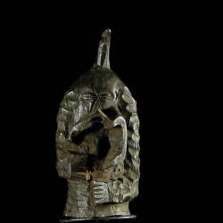 Cloche rituelle - Ethnie...
