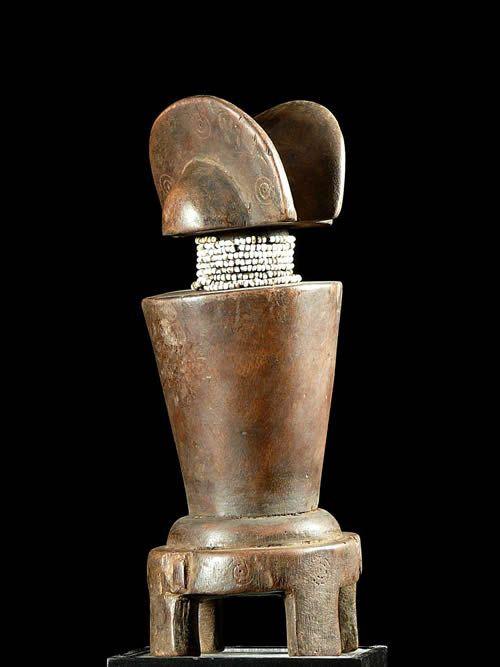 Poupee de fecondite 4 pieds - Mwana Hiti - Zaramo / Kwere - Tanz